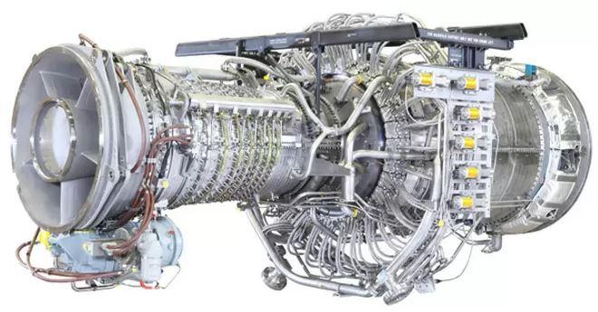 GE LM2500 Engine